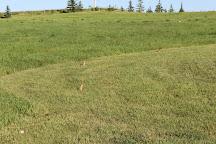 Okotoks Erratic, Okotoks, Canada