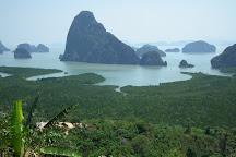 Samet Nangshe Viewpoint, Tha Yu, Thailand