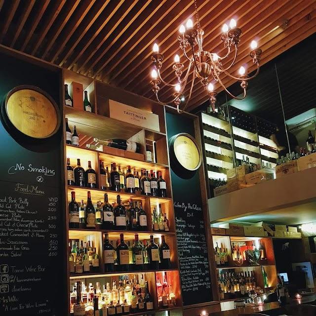 Tannin Wine Bar