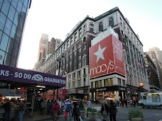 Sunglass Hut at Macy's new-york-city USA