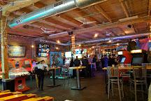 Boxcar Bar + Arcade, Raleigh, United States