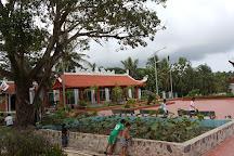 Dinh Nguyễn Trung Trực Pagoda, Ganh Dau, Vietnam