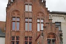 't Poatersgat, Bruges, Belgium