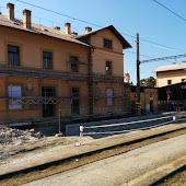 Железнодорожная станция  Tyniste Nad Orlici