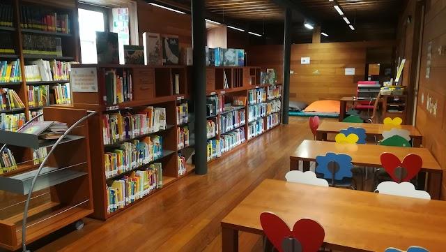 Biblioteca Municipal La Laguna Adrián Alemán de Armas