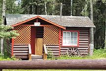 Crimson Lake Provincial Park, Rocky Mountain House, Canada