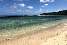 Asan Beach Park, Asan, Guam