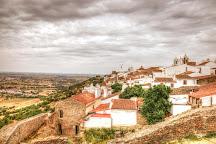 Monsaraz Castle and Walls, Monsaraz, Portugal