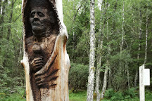 Frank Bruce Sculpture Trail, Kincraig, United Kingdom