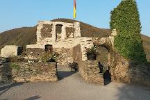 Beilstein Castle/Burg Metternich, Beilstein, Germany
