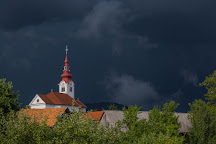 Church of St. George, Zgornje Gorje, Slovenia