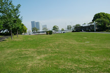 Grand Mall Park, Minatomirai, Japan