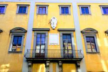 Domus Galilaeana, Pisa, Italy