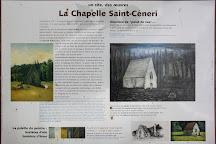 Chapelle du Petit Saint Ceneri, Saint-Ceneri-le-Gerei, France