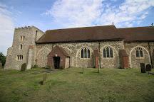St James Church Grain, Isle of Grain, United Kingdom