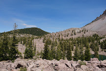 Chaos Crags and Jumbles, Lassen Volcanic National Park, United States