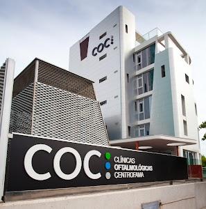 COC Clinicas Oftalmológicas Centrofama