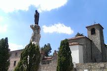 Santuario del Monte della Madonna, Teolo, Italy