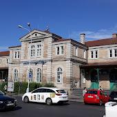 Железнодорожная станция  Decin Hlavni Nadrazi