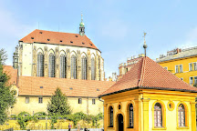 Franciscan Garden, Prague, Czech Republic