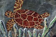 Turtle Sculpture, Kuala Terengganu, Malaysia