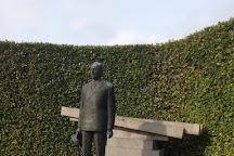 Danish King Frederik IX Statue, Copenhagen, Denmark