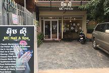 MC Nail & Spa, Siem Reap, Cambodia
