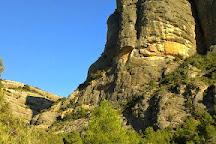 Les Roques Natura, Arnes, Spain