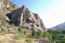 Kral Kaya Tombs, Amasya, Turkey