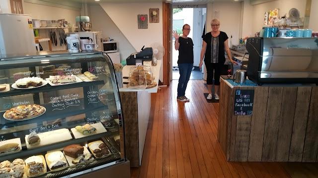 636 Steampunk Coffeehouse
