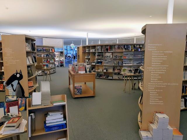 Librairies La Fontaine SA