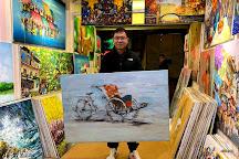 D&C Art Gallery, Hanoi, Vietnam