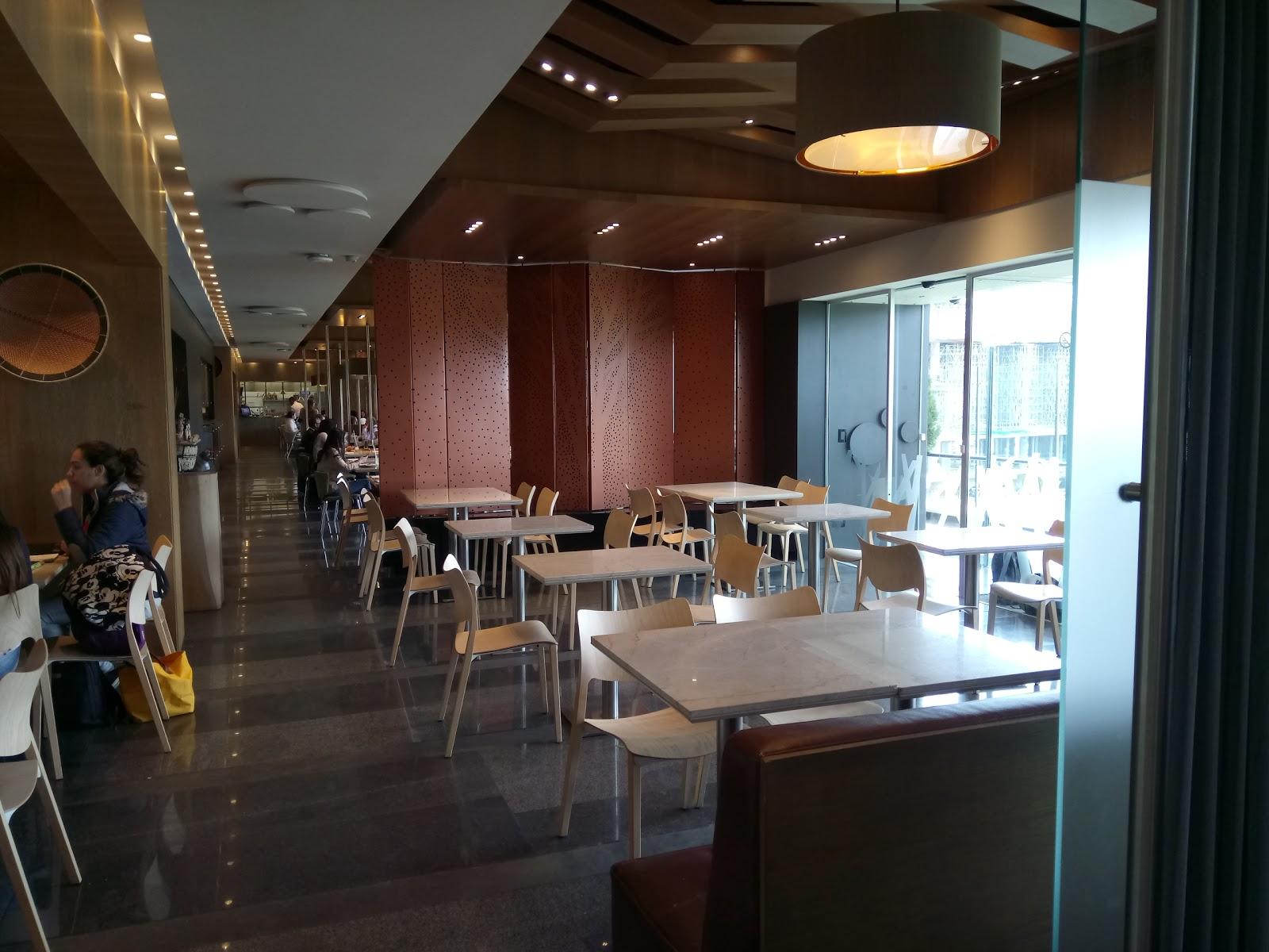 """Restaurante Escuela """"El Ángel"""""""