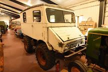 The Transportation Museum at Ystafell, Husavik, Iceland