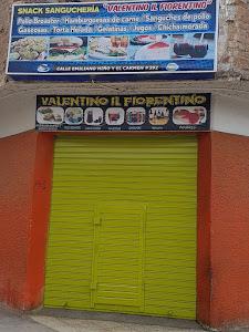 Snack Valentino il Fiorentino 2
