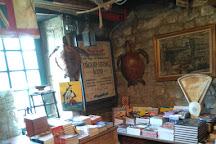 Librarie Celtique, Locronan, France