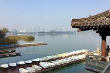 Xuanwu lake, Nanjing, China