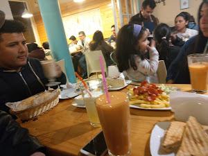 Cafetería Dulce Tentación Huaral 9