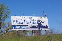 Tristan Crist Magic Theatre, Lake Geneva, United States