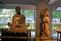 Zuiganji Museum Seiryuden, Matsushima-machi, Japan