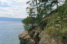 Lake Turgoyak, Miass, Russia