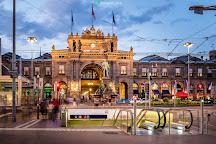Hauptbahnhof, Zurich, Switzerland