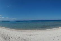 Trani Ammouda Beach, Ormos Panagias, Greece