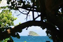 Plage Cluny, Sainte Rose, Guadeloupe