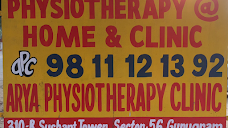 Arya Physiotherapy Clinic - Best Physiotherapist | Sports Injury In Sushant Lok II Sector 56 Gurgaon