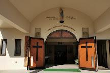 Nago Catholic Church, Nago, Japan