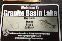 Granite Basin Recreation Area, Prescott, United States