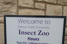 Kansas State University Insect Zoo, Manhattan, United States