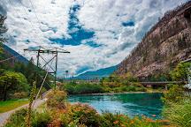 Ladder Creek Falls, North Cascades National Park, United States