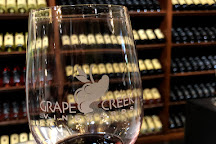 Grape Creek Vineyards on Main, Fredericksburg, United States